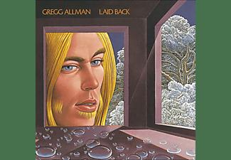 Gregg Allman - LAID BACK  - (Vinyl)