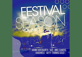 VARIOUS - Festival Season Vol.1  - (CD)
