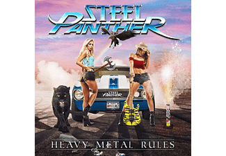 Steel Panther - Heavy Metal Rules  - (CD)
