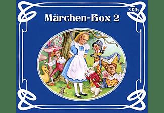 Lewis Carroll - Titania Special: Märchenbox 2: Alice im Wunderland  - (CD)