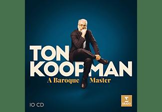 Ton Koopman - Ton Koopman:A Baroque Master  - (CD)