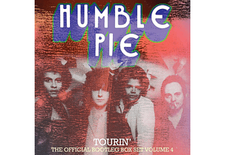 Humble Pie - Tourin'-Official Bootleg Box Vol.4 (4CD Boxset)  - (CD)