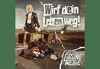 Die Grüne Welle - Wirf Dein Leben Weg (Gtf.Black Vinyl)  - (Vinyl)