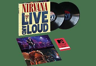 Nirvana - Live And Loud (2LP)  - (Vinyl)