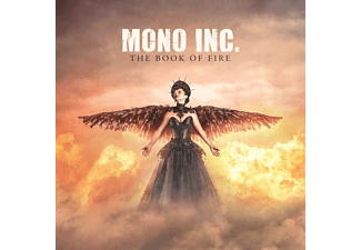 Mono Inc. - The Book Of Fire Ltd.Fanbox  - (CD + DVD Video)
