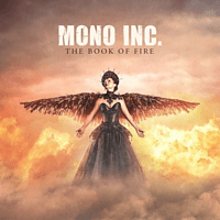 Mono Inc. - The Book Of Fire Ltd.Fanbox [CD + DVD Video]