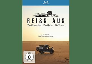 Reiss Aus: Zwei Menschen. Zwei Jahre. Ein Traum Blu-ray