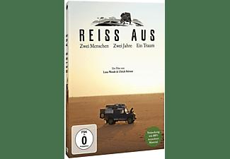Reiss Aus: Zwei Menschen. Zwei Jahre. Ein Traum DVD