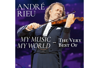 André Rieu, The Johann Strauss Orchestra - My Music-My World: The Very Best Of  - (CD)