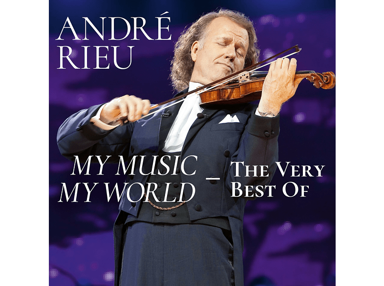 André Rieu, The Johann Strauss Orchestra - My Music-My World: The Very Best Of [CD]