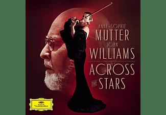 MUTTER,ANNE-SOPHIE/WILLIAMS,JOHN - Across The Stars (Deluxe Edt.)  - (CD + DVD Video)