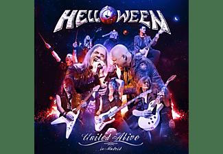 Helloween - UNITED ALIVE -DIGI-  - (Blu-ray)