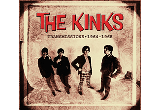 The Kinks - Transmissions 1964-1968  - (CD)