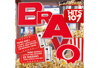 VARIOUS - Bravo Hits Vol.107  - (CD)