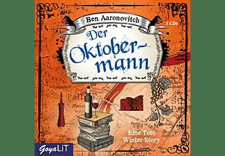 Ben Aaronovitch, Tobi Winter - Der Oktobermann  - (CD)