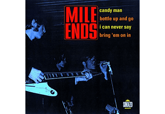 The Mile Ends - CANDY MAN (7INCH)  - (Vinyl)
