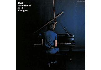 Todd Rundgren - RUNT. THE BALLAD..-CLRD-  - (Vinyl)