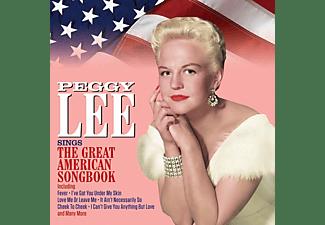 Peggy Lee - SINGS THE GREAT AMERICAN  - (CD)
