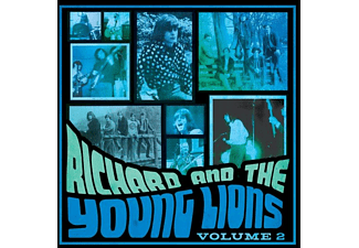 Richard And The Young Lions - Vol.2  - (CD)