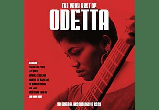 Odetta - VERY BEST OF  - (CD)