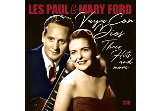 Les Paul & Mary Ford - VAYA CON DIOS -THEIR HITS  - (CD)