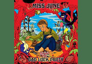 Miss June - BAD LUCK PARTY -DIGI-  - (CD)