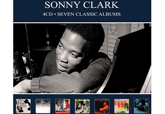 Sonny Clark - SEVEN CLASSIC ALBUMS  - (CD)
