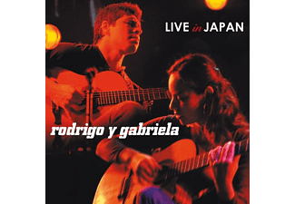 Rodrigo Y Gabriela - LIVE IN JAPAN  - (Vinyl)