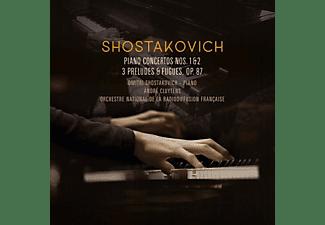 Dimitri Dmitrijevich Shostakovich - PIANO CONCERTOS NOS. 1..  - (Vinyl)