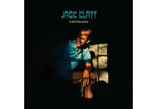 Jack Klatt - IT AIN'T THE SAME  - (CD)