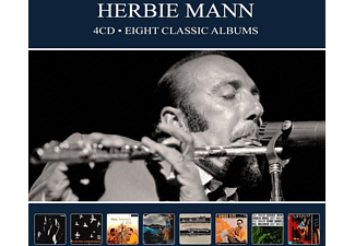 Herbie Mann - EIGHT CLASSIC ALBUMS  - (CD)