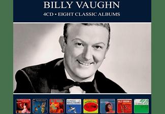 Billy Vaughn - EIGHT CLASSIC ALBUMS  - (CD)