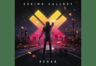 Eskimo Callboy - REHAB  - (LP + Bonus-CD)