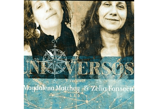 Magdalena Matthey, Zelia Fonseca - Uni Versos  - (CD)