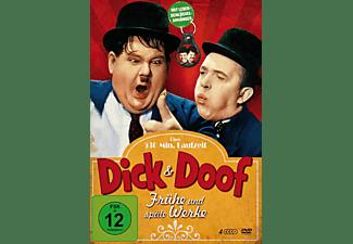 Dick & Doof: Frühe und späte Werke DVD
