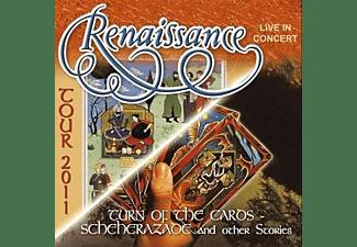 Renaissance - Tour 2011-..-CD+DVD-  - (CD)