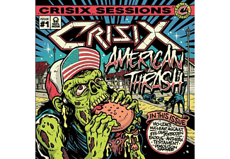 Crisix - American Thrash  - (CD)