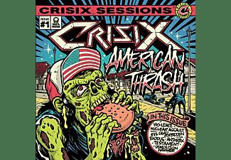 Crisix - American Thrash  - (Vinyl)