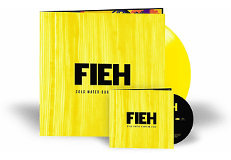 Fieh - Cold Water Burning Skin  - (CD)