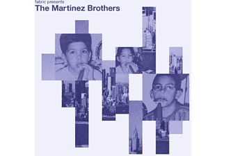 The Martinez Brothers - Fabric Presents: The Martinez Brothers (2LP+MP3)  - (Vinyl)