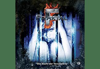 Fraktal - Folge 10-Die Nacht Der Verschwörer  - (CD)