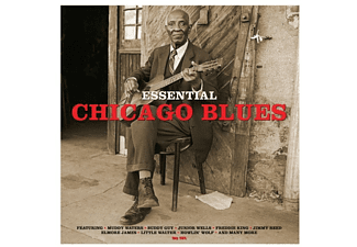 VARIOUS - ESSENTIAL CHICAGO..(HQ)  - (Vinyl)