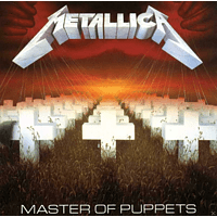 Metallica - Master Of Puppets (Remastered) [CD]