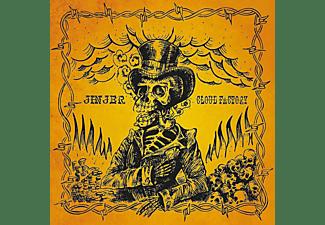 Jinjer - CLOUD FACTORY (RE-ISSUE)  - (Vinyl)