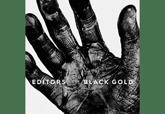 Editors - BLACK GOLD  BEST OF EDITORS  - (CD)