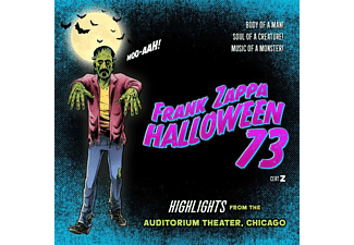 Frank Zappa - HALLOWEEN 73 (LIVE IN CHICAGO/HIGHL  - (CD)