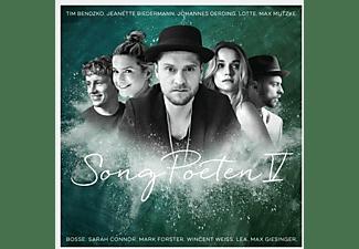 VARIOUS - Songpoeten V  - (CD)