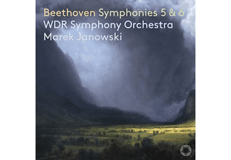 VARIOUS, Marek Janowski - Sinfonien 5/6  - (SACD)