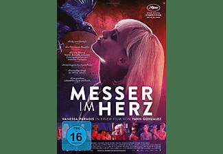 MESSER IM HERZ DVD