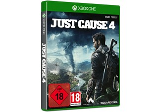 XBO JUST CAUSE 4 - [Xbox One]